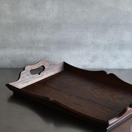 古道具部 欅の運び盆
