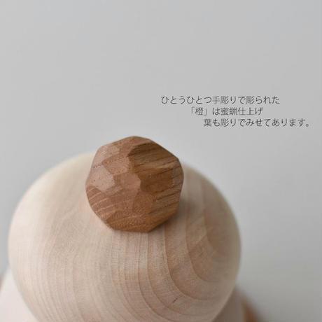 木の鏡もち