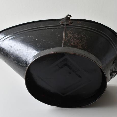 古道具部 石炭バケツ