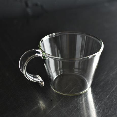 耐熱ガラスのスタックカップ