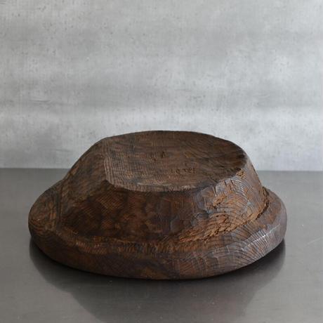 古道具部 木製反り鉢