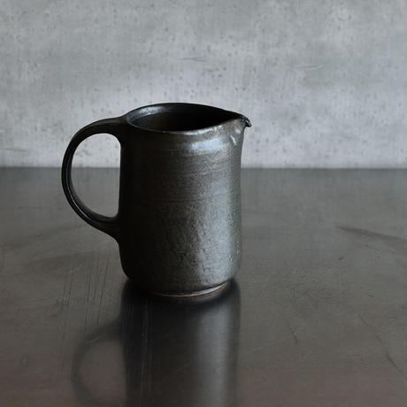 たくまポタリー ピッチャー こげ茶
