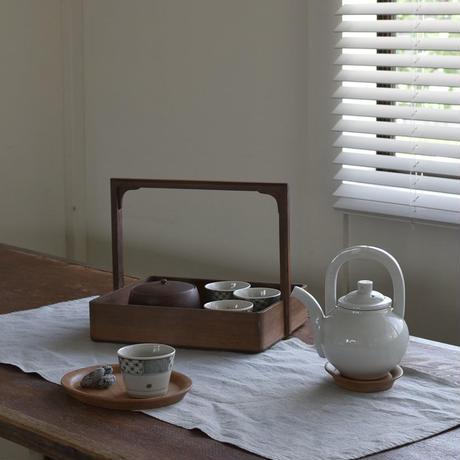 古道具部  煎茶盆 小 トレイ