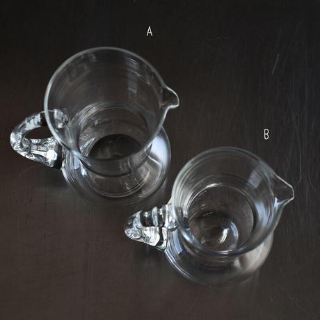 小宮崇 ガラスのピッチャー フラスコ型 ⑤