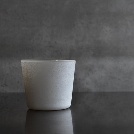 小宮崇 白のうつわ フリーカップ