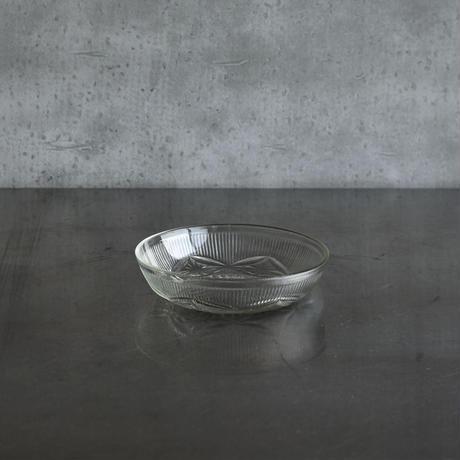 古道具部 プレスガラス鉢