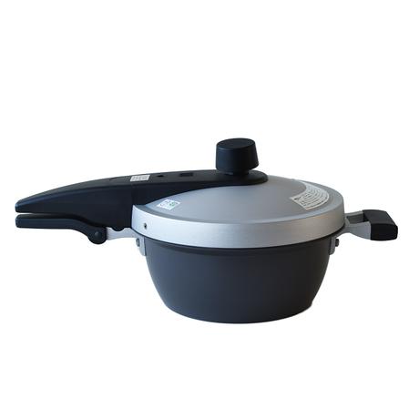 ホクア  EGG FORM 圧力鍋(IH対応)3.0L  4合炊
