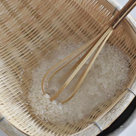 公長齋小菅 竹製米とぎ 8月初旬再入荷