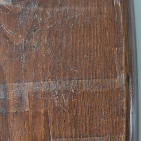 古道具部 讃岐彫りのくり貫き長方盆