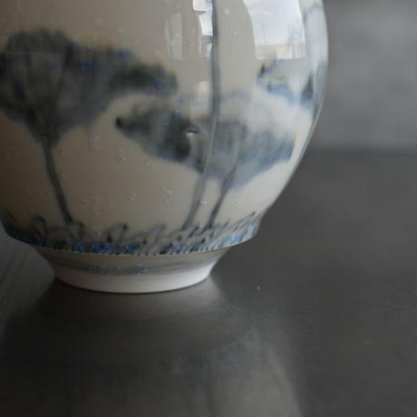 マイケル・ケリー 安南手花器