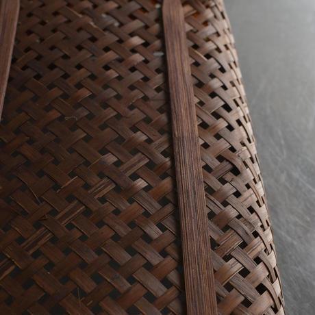 古道具部 小さな竹かご