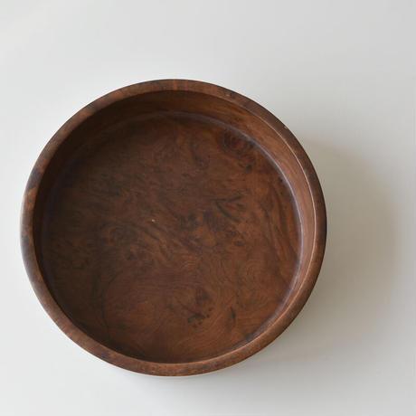 古道具部 刳り貫き盆
