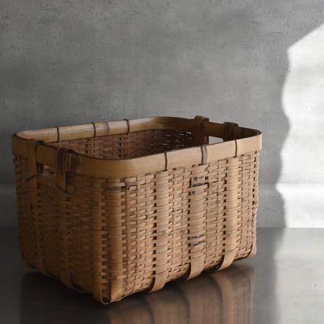 古道具部 竹の御用カゴ