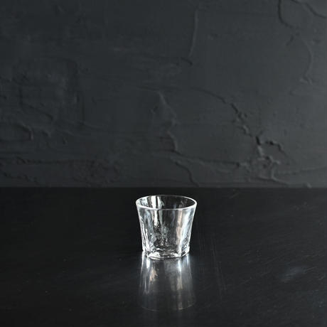 小宮崇 ガラスの八角猪口
