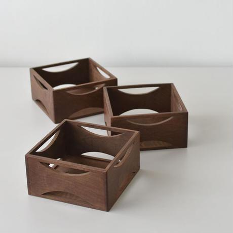 古道具部 糸巻煙草盆(正方形)