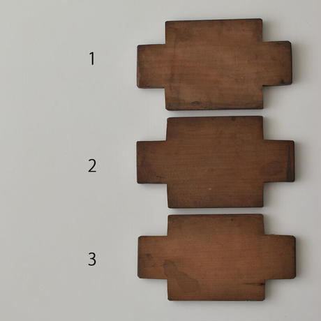 古道具部 菓子木型E