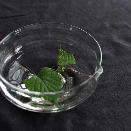 小宮崇 ガラスの片口鉢 ⑫