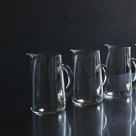 小宮崇 ガラスのピッチャー H150 ②