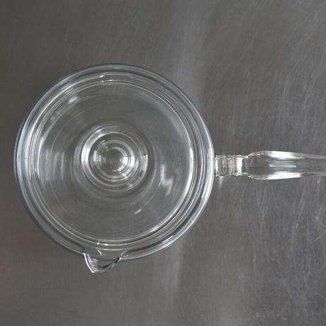 古道具部 OLD PYREX フレームウェア 耐熱ガラス鍋