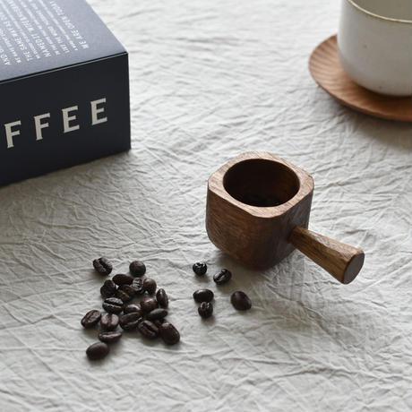 木彫りのコーヒースプーン 12月再入荷予定
