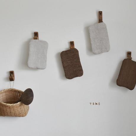 木彫りのJフック  ミニ