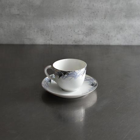 古道具部 クラシカルなカップ&ソーサー