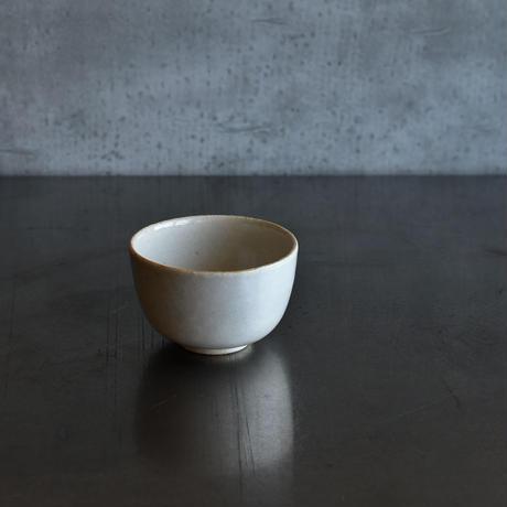 たくまポタリー ほっこり碗 白