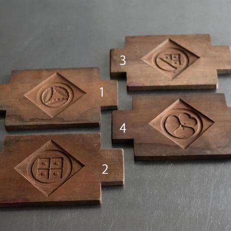 古道具部 菓子木型D