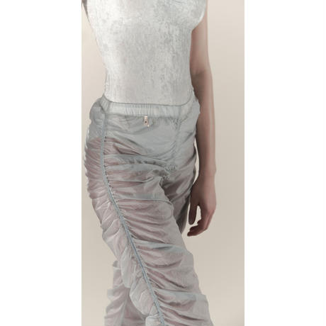 [Just A Corpse・予約商品] PARA-CUTE – ice draped track pants