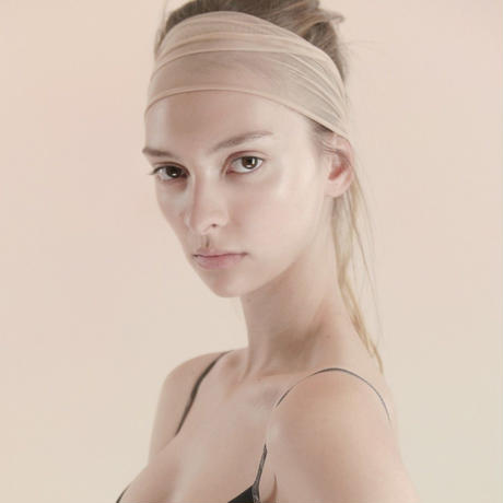 [Just A Corpse]  Ballerina draped headband