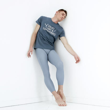 [Ballet Maniacs] T-shirt Thundercloud Ballet Gods & Superheroes for boys & girls by Igor Kolb