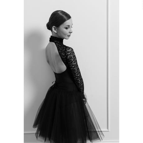 [予約商品・Ballet Maniacs] Tutu Degas by Evgenia Obraztsova  Black