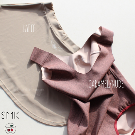 [S M K] CREORA® REVERSIBLE DANCE LEOTARD (LEO1REV_2)