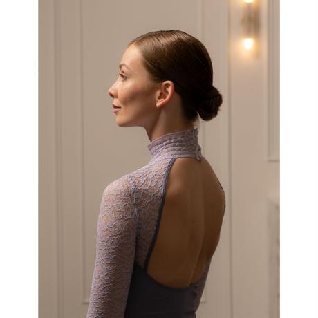 [予約商品・Ballet Maniacs] Leotard Casta Diva by Evgenia Obraztsova Lavender