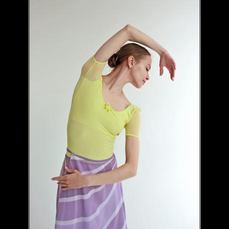 """[Ballet Maniacs] Wrap Skirt Midi """"Fouetté"""""""