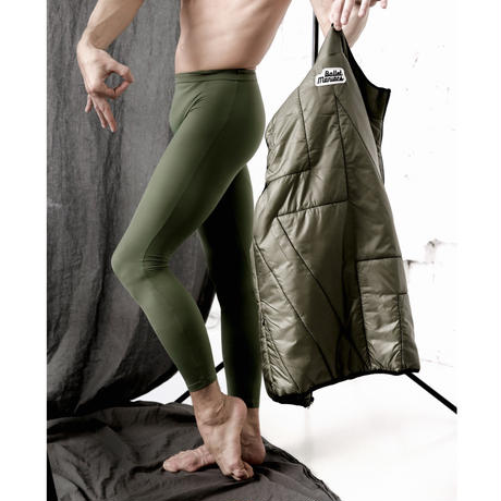 [Ballet Maniacs] Tights Olive by Igor Kolb
