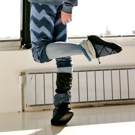 [Ballet Maniacs] Transformer booties Blue by Igor Kolb