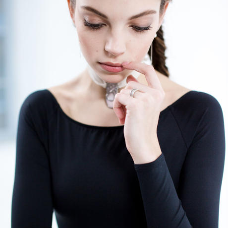 [Ballet Maniacs] Leotard Classic long sleeve