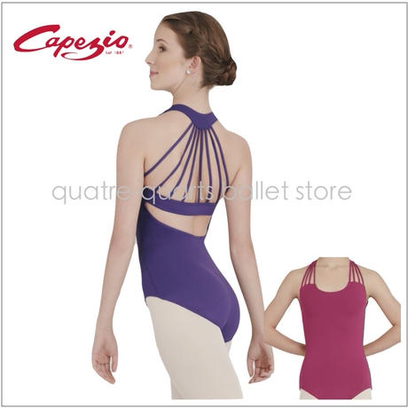 [CAPEZIO] Suspension Camisole Leotard TC0037W