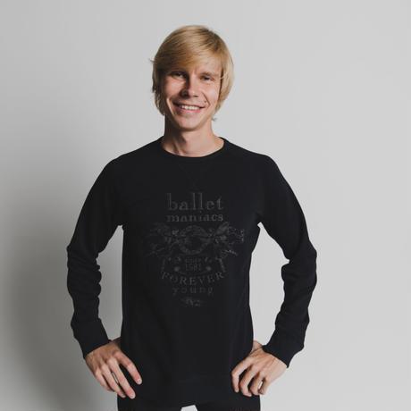 [Ballet Maniacs] Ballet Maniacs sweatshirt for Boys