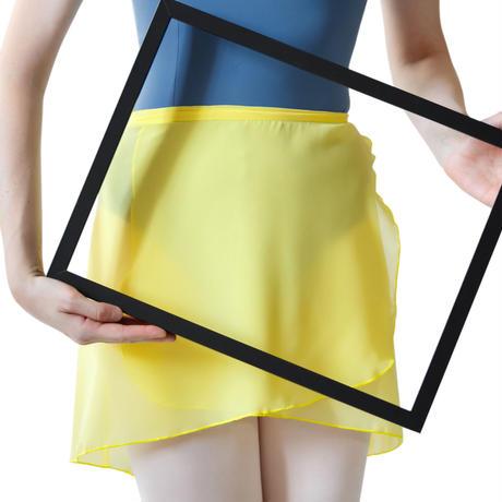 [Zefir Ballet] Ballet Skirt Olivia Yellow M丈