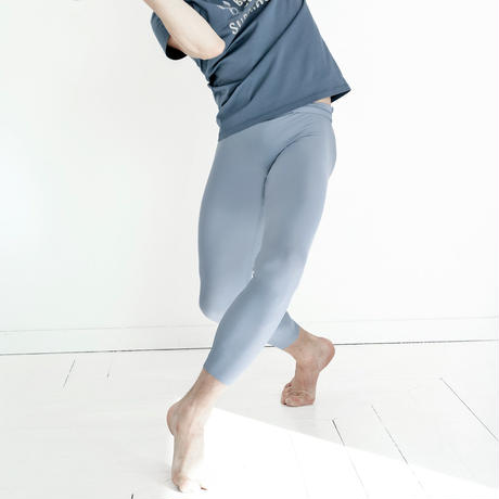 [Ballet Maniacs] Tights Grey-Blue by Igor Kolb