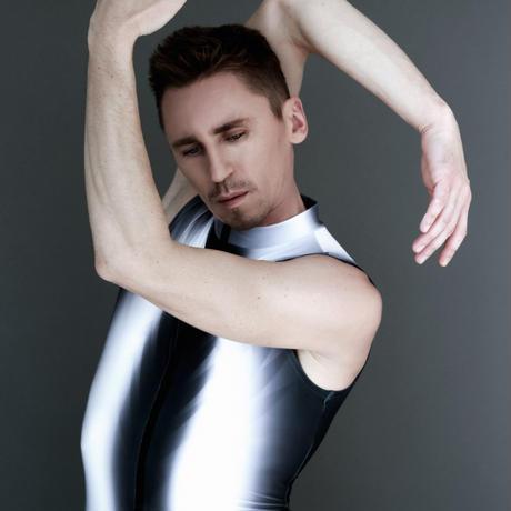 [Ballet Maniacs] Unitard Balletman Print by Igor Kolb