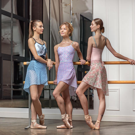 [Ballet Maniacs] Sugar Plum Fairy leotard