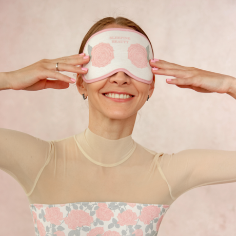 [Ballet Maniacs] Sleeping Beauty sleep mask