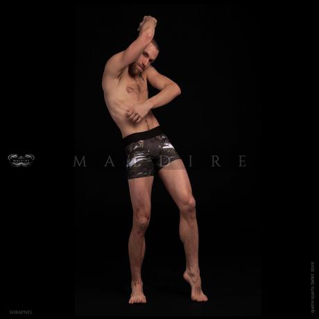 [MALDIRE] SHRAPNEL / Unisex