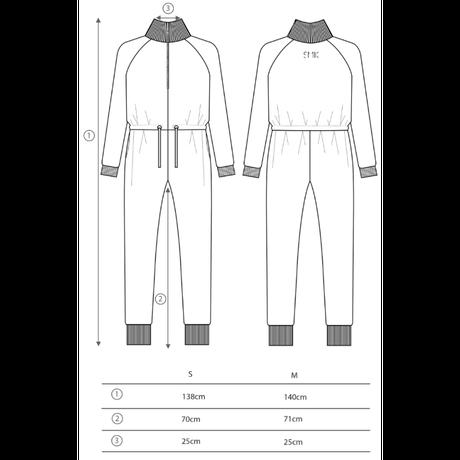 [S M K] UNISEX Modal® JUMPSUITS
