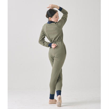 [予約商品・S M K] ORGANIC COTTON JUMPSUITS (JP01)