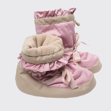 [Ballet Maniacs] Booties Bonbon by Evgenia Obraztsova Pearly Rose