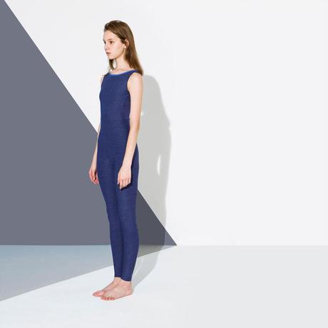 [予約商品・S M K] MIDNIGHT BLUE CREORA® UNITARD